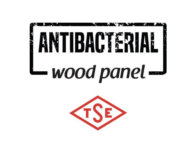 Wood Panel Antibacterial Test Report